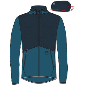 Maloja BadetM. Hybrid Primaloft Jacket Men blueberry